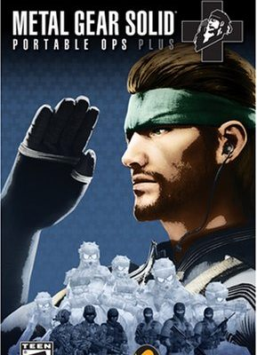 Metal Gear Solid: Portable Ops Plus (輸入版:北米) PSP