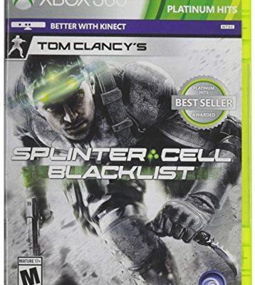 Tom Clancy's Splinter Cell Blacklist (輸入版:北米) - Xbox360