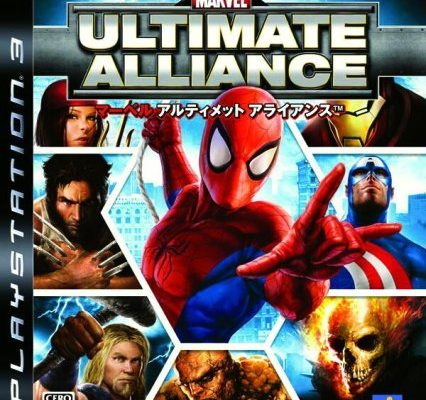 Marvel: Ultimate Alliance [Japan Import] [並行輸入品]