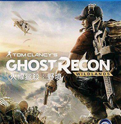 Tom Clancy's Ghost Recon Wildlands ゴーストリコン ワイルドランズ (中文版) English Voice/Subtitle - PS4 [並行輸入品]