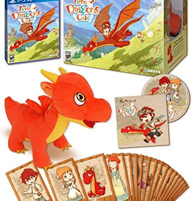 Little Dragons Cafe - Limited Edition (輸入版:北米) - PS4