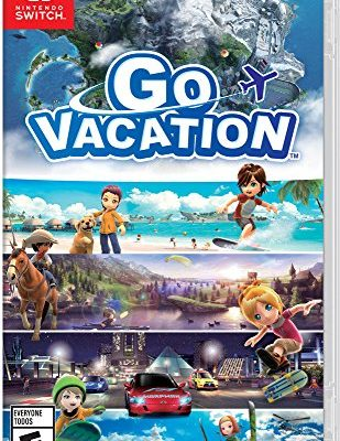 Go Vacation (輸入版:北米) - Switch