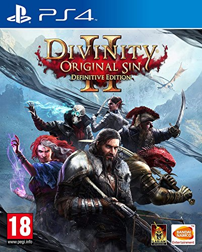 Divinity Original Sin 2 Definitive Edition (PS4) (輸入版)